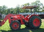 2005 Kubota M6800 =  2005 Kubota M6800 4X4 with loader $21,000.00